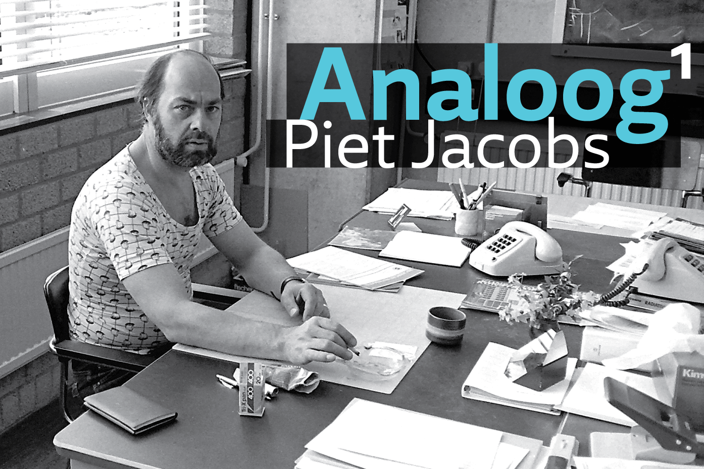 Analoog #1: Interview with Piet Jacobs