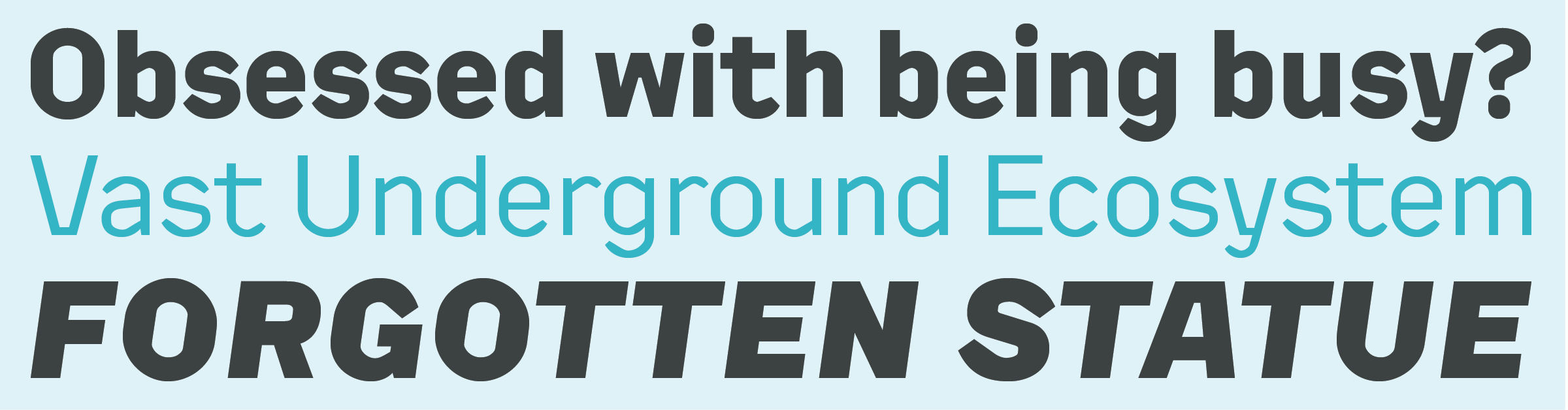 ReType Foundry | High quality fonts for print and web