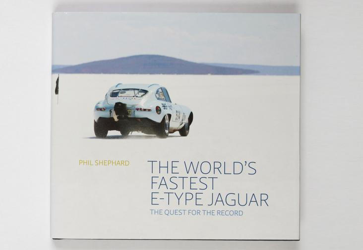 The World's Fastest E-Type Jaguar