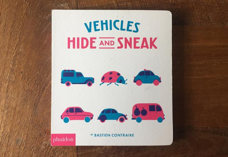 Hide and Sneak book series