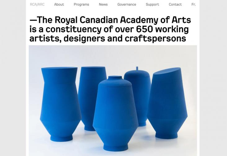 The Royal Canadian Academy of Arts